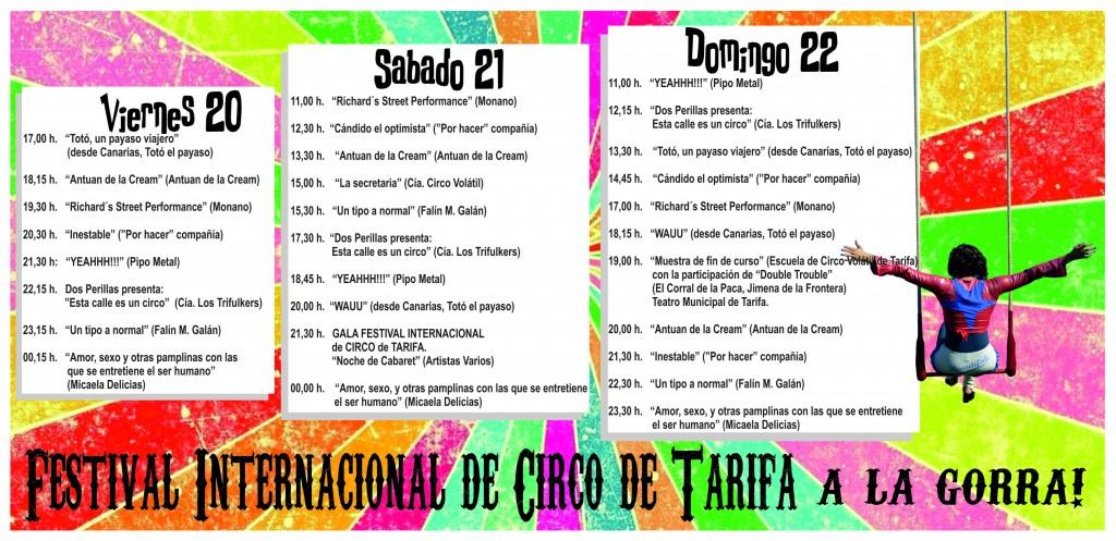 Programa LADO 2 FEINCITA 2014 104x214 mm