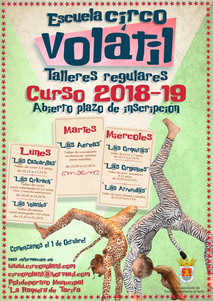 1 vertical CARTEL CIRCO VOLATIL 2018_19