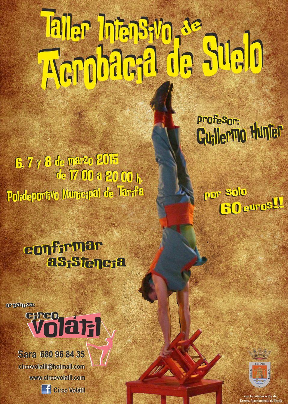 Taller intesivo Circo Tarifa