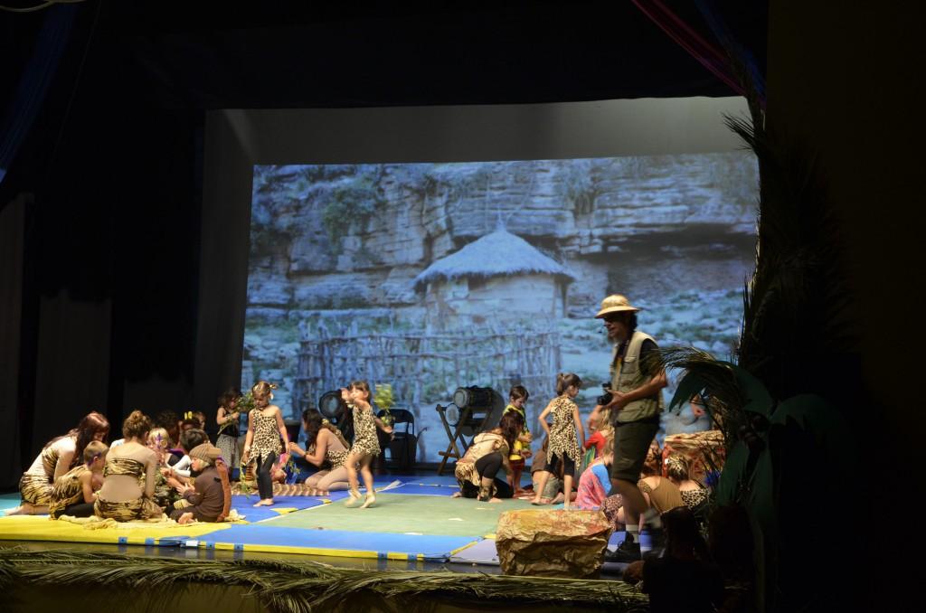 Muestra Circo Volátil