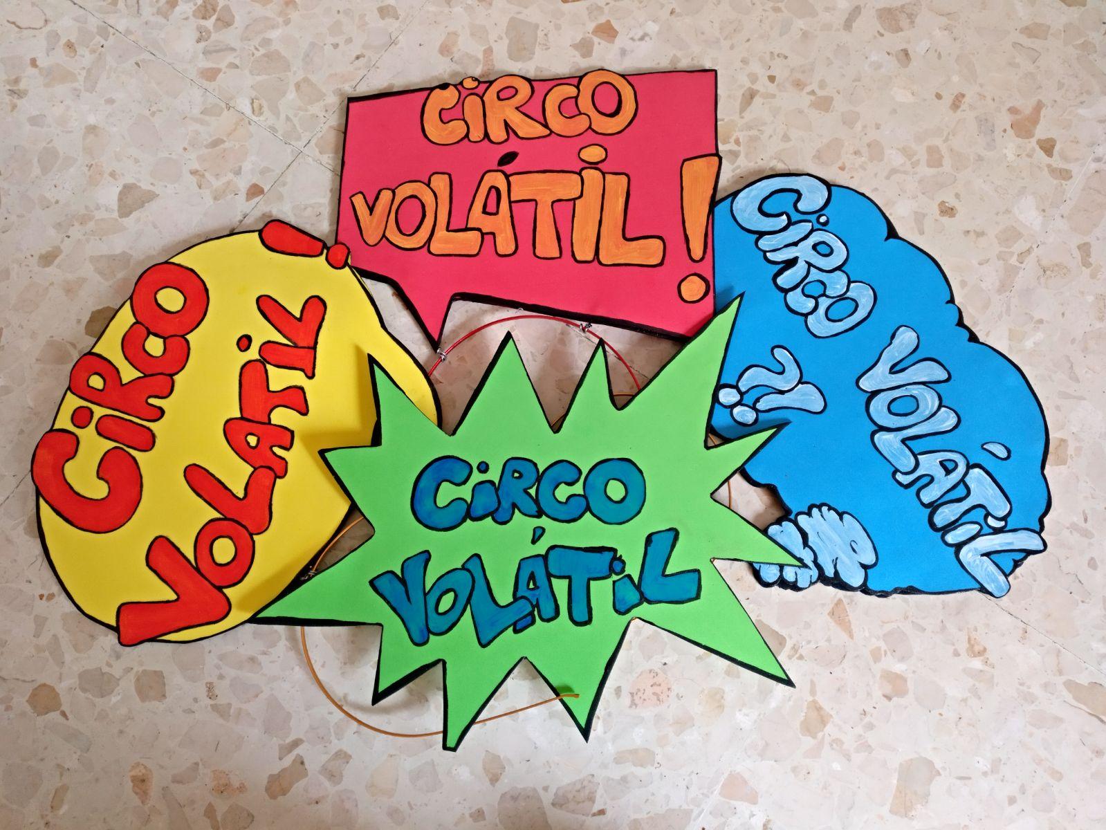 Diamdemas Circo Volátil